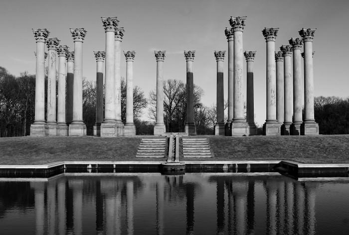 photoblog image National Capitol Columns, DC